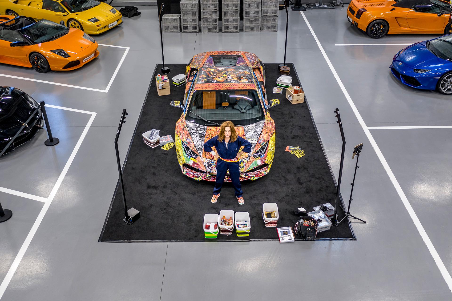 Exposition – Événement Lamborghini