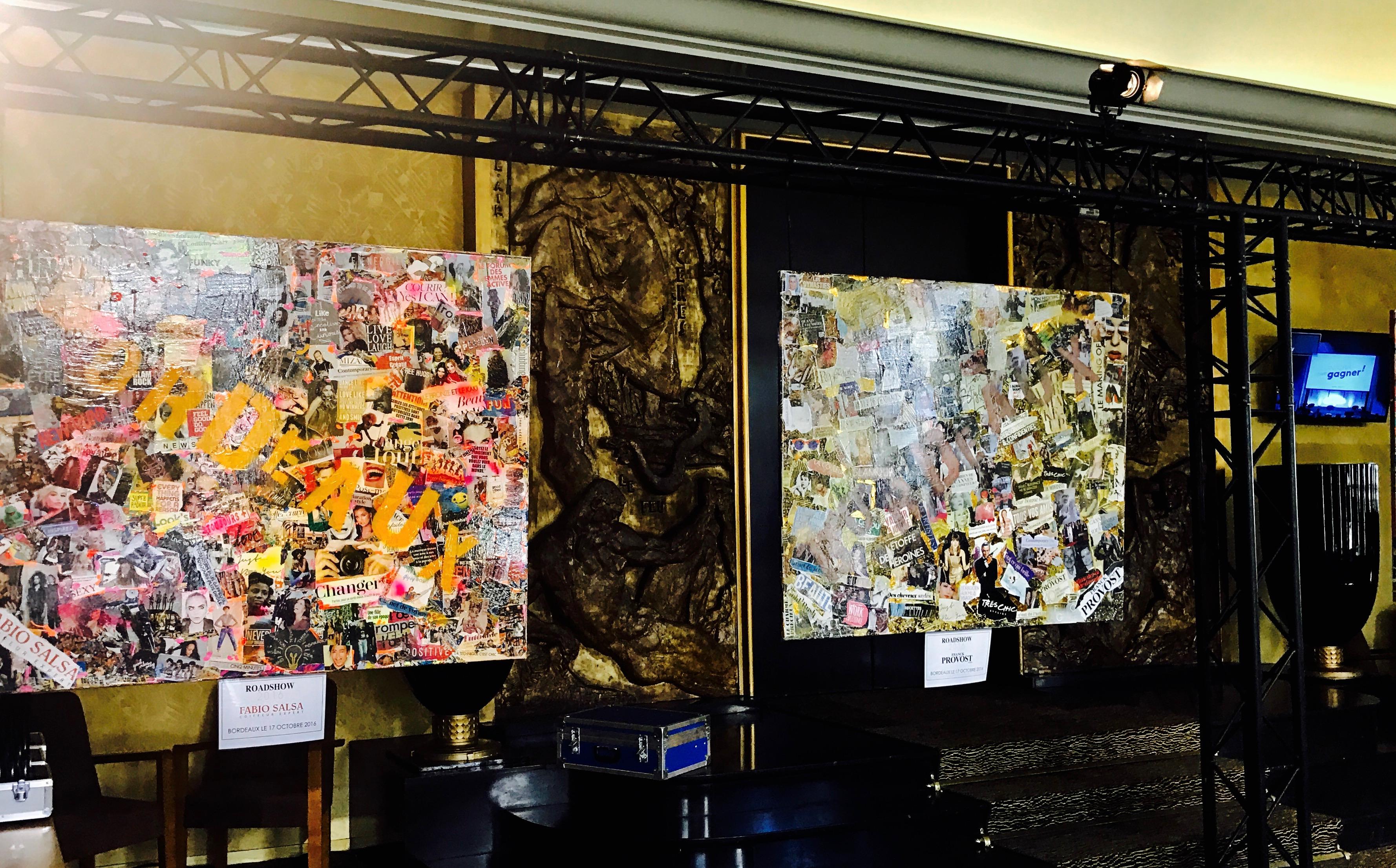 Exposition Maison de la Chimie – Mars 2016