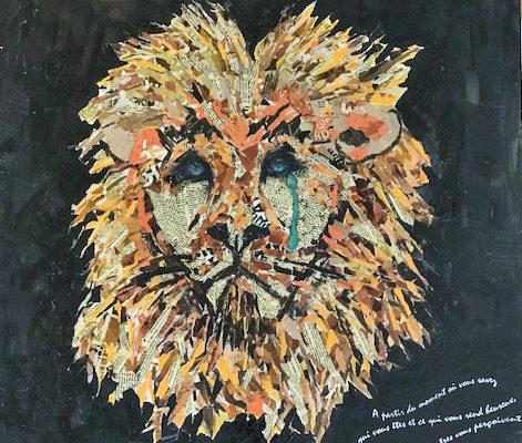 LION SS CADRE