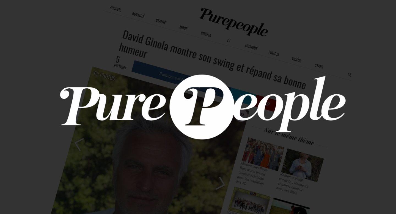 Revue de presse – Pure People – Octobre Rose