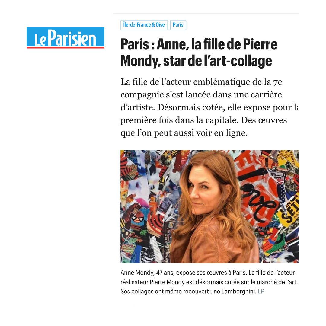 Revue de Presse – Le Parisien 22/05/2020